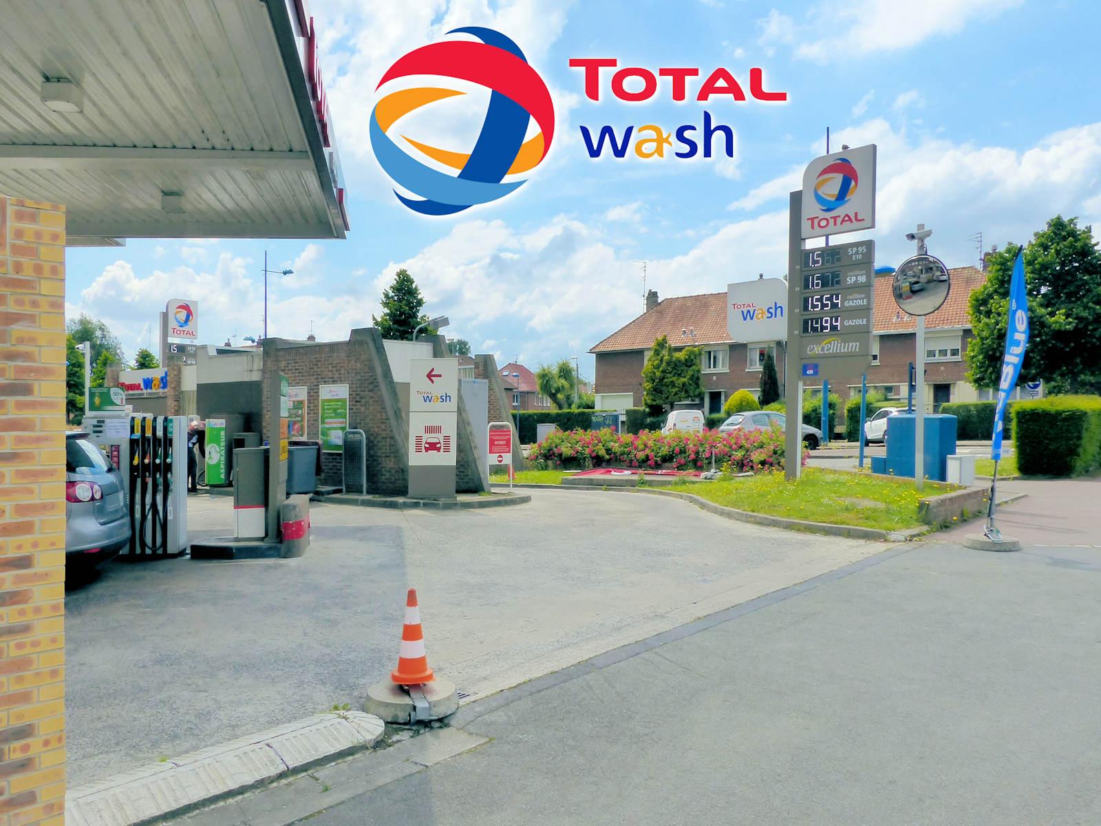 Total Wash Égalité, Tourcoing