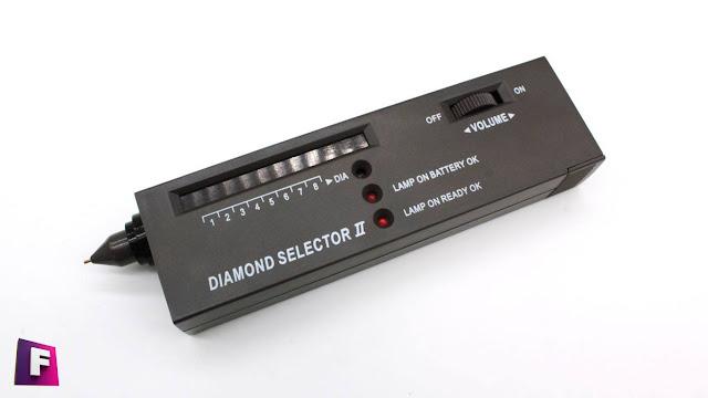 Dismond selector II - detector de diamantes - foro de minerales