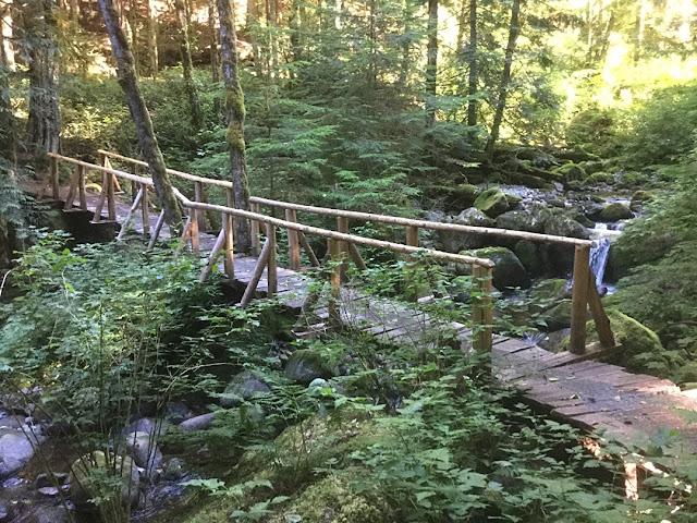 Hiking Sunshine Coast British Columbia