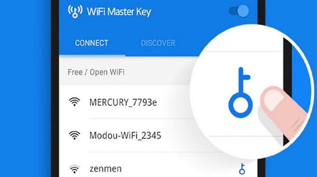 Cara Menggunakan Wifi Master