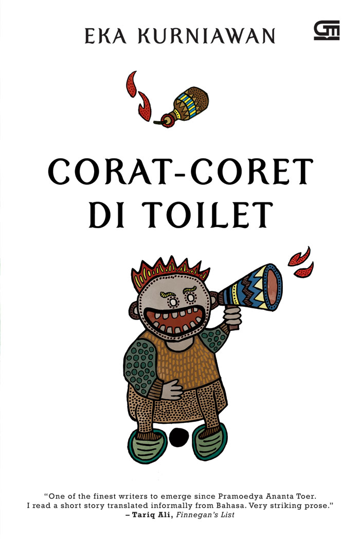 Eka Kurniawan - Corat-coret di Toilet