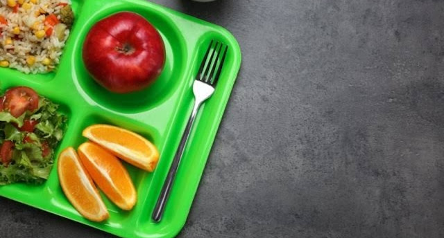 Recipes for Vegetarian School Lunches