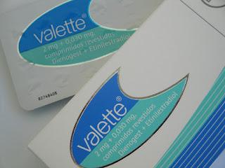 Valette® (dienogest 2 mg + etinilestradiol 0,030 mg)