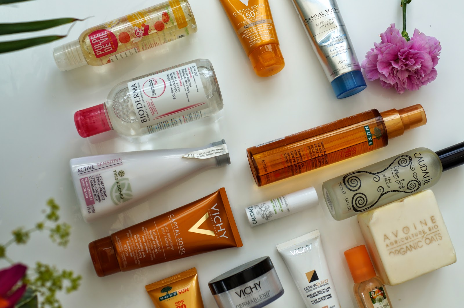 French Products Emtalks The Best French Pharmacy Beauty Products