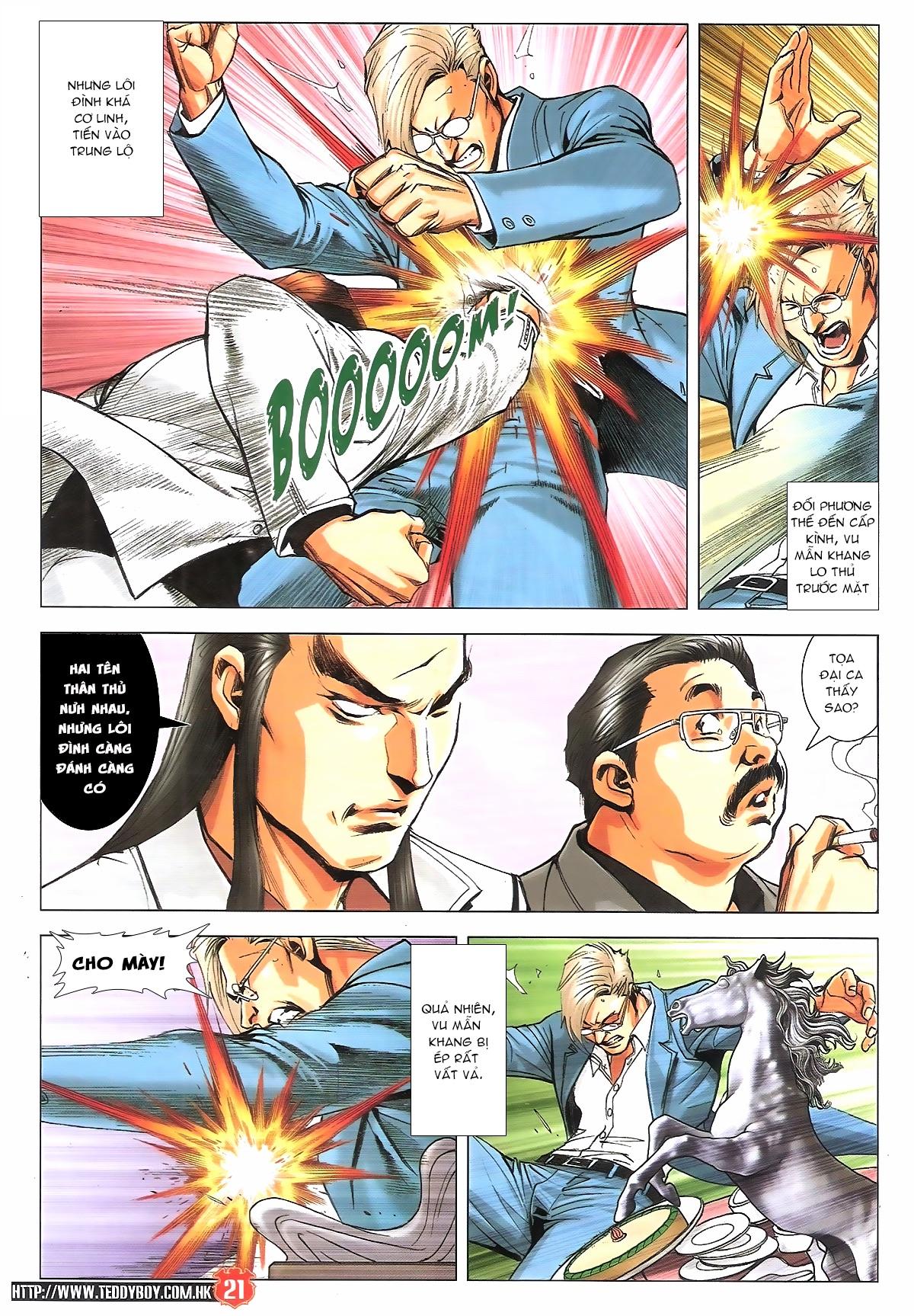 Người Trong Giang Hồ chapter 1889: power thật sự trang 20