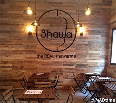 Shawa en Chamberí