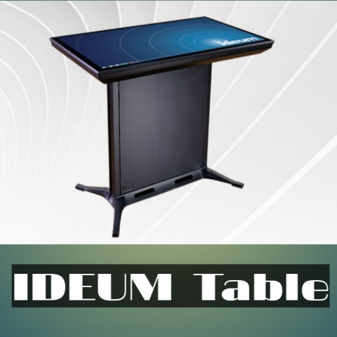 Latest tech gadgets 2020, IDEUM table