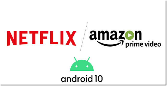 [Android TV Apps]: Amazon Prime Video & Netflix APK for Android TV 10