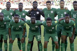 Live: Algeria 1-1 Nigeria