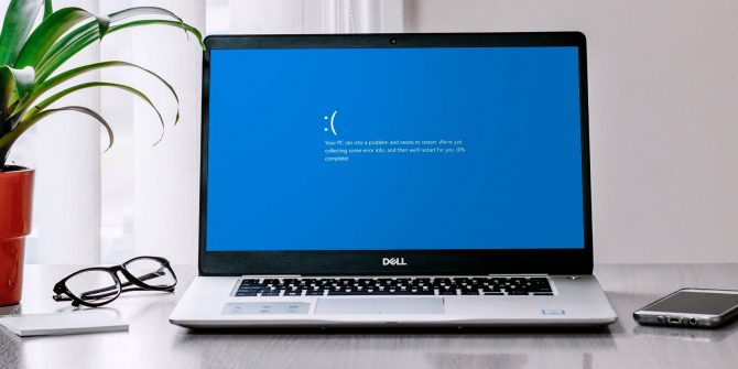 Cara Memperbaiki BSOD (Blue Screen of Death) Windows 10?