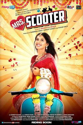 Mrs Scooter (2015) Hindi 720p WEB HDRip HEVC ESub x265