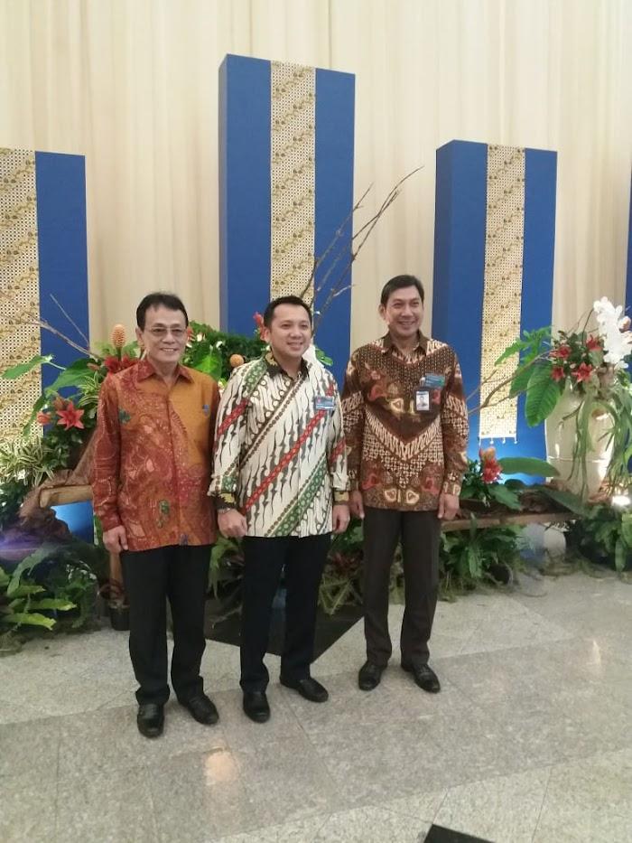 Hadiri Pertemuan Tahunan BI, Gubernur Lampung Optimistis Tatap 2019