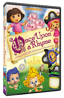 DVD Review - Once Upon a Rhyme
