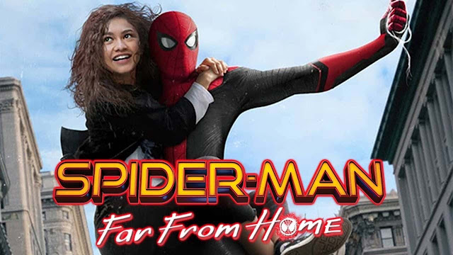 Spider-Man Far From Home 2019 Full Movie Download In Dual Audio Hindi - English