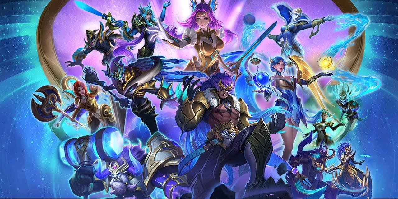 1 Akun 2 Karakter Mobile Legends? Apakah Bisa?