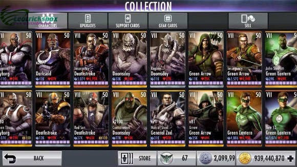 iOS : Hack game Injustice – God's Among Us (no jailbreak required)