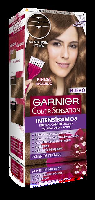 Nuevos Color Sensations Intensíssimos de Garnier