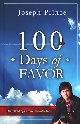 100 Days of Favor by Joseph Prince on Daily Favor Blog