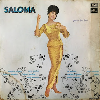 Album Populer Dendang Saloma