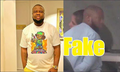 image result for hushpuppi is released after he was arrested by fbi interpol
