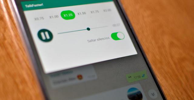 يُمكنك الآن الاستماع إلى الرسائل الصوتية في الواتساب بدون الدخول إلى التطبيق