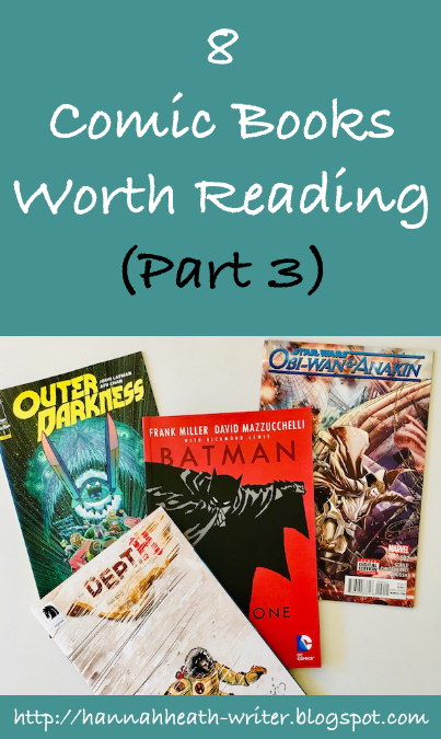 8 Comic Books Worth Reading (Part 3)