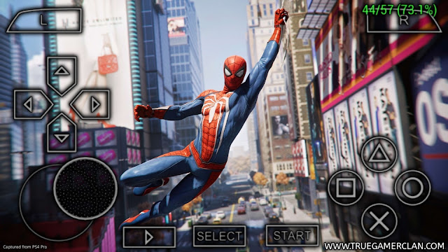 SPIDERMAN 2 PSP ISO HIGHLY COMPRESSED 200 MB - ANDROID GAME