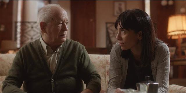 Marianico el Corto y Itziar Miranda en 'El último show'