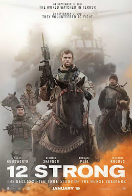 Sinopsis Film 12 Strong (2018)