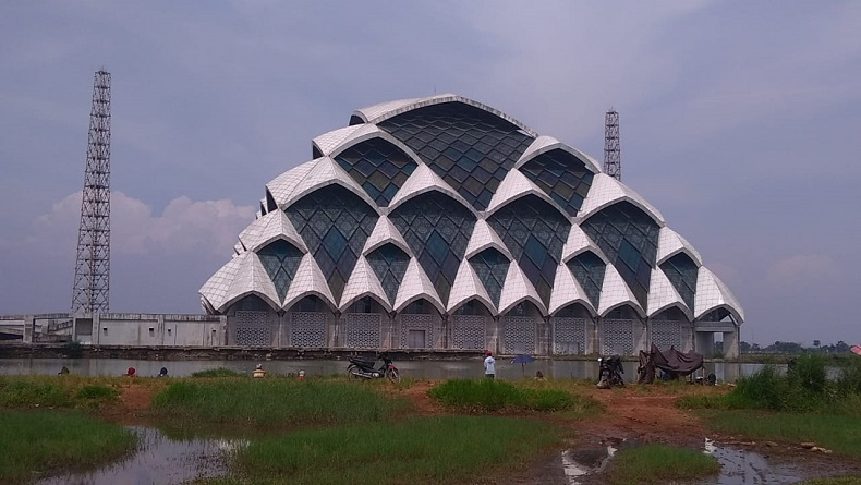 Masjid Aljabar Gedebage Bandung Adakan Vaksinasi Massal