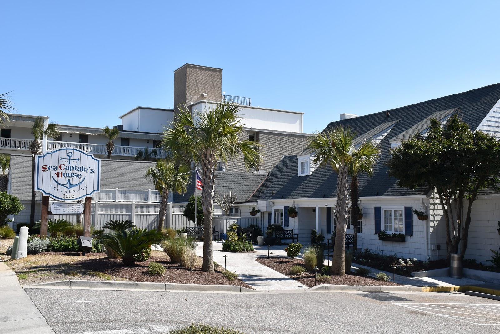 Sea Captain's Restaurant in Myrtle Beach