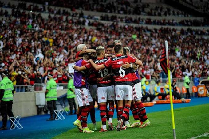 Flamengo chega à marca de 80 vitórias em Libertadores; números subiram nos últimos anos