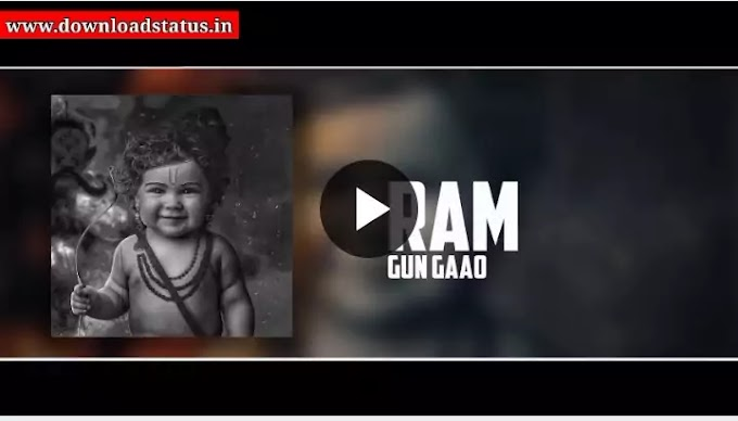 Best 2022 Happy Ram Navami Whatsapp Status Video Download