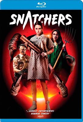 Snatchers [2019] [BD25] [Latino]
