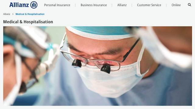 Allianz medical card