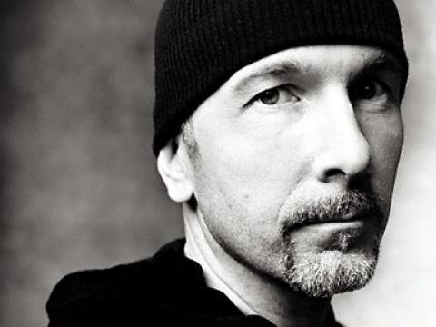 Songs written by The Edge.