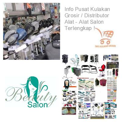 Pusat Kulakan Grosir Alat dan perlengkapan salon