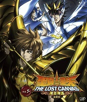 Saint Seiya The Lost Canvas Temporada 02 Audio Latino