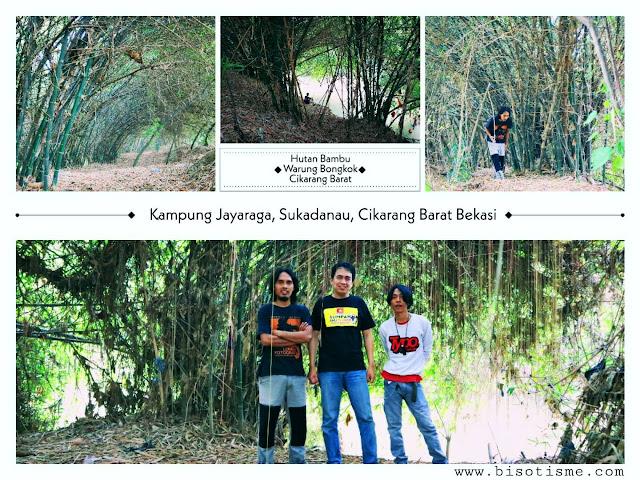 Menengok Komunitas Save Kali Cikarang di Segarnya Hutan Bambu Warung Bongkok Sukadanau