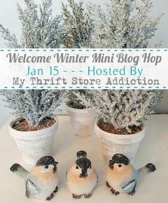Welcome Winter Blog Hop