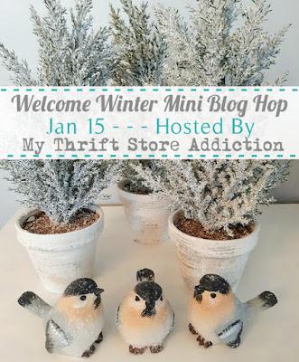 Welcome Winter Blog Hop
