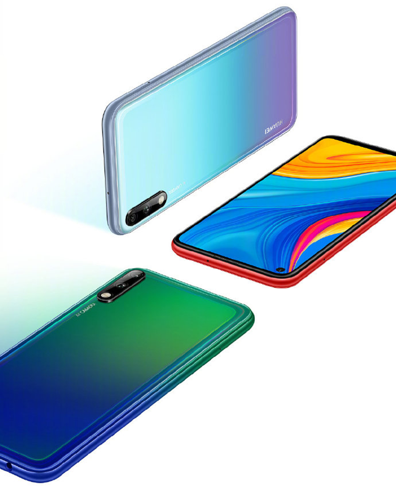 Huawei unveils Enjoy 10 budget phone with punch-hole screen and 48MP cam