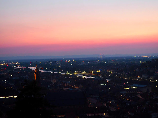 heidelberg-staedtetrip-tipps-schloss-aussicht-sonnenuntergang-blog
