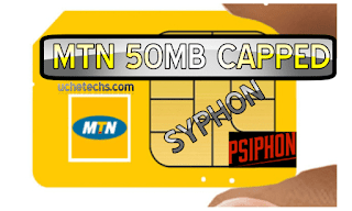 Mtn Free browsing settings psiphon