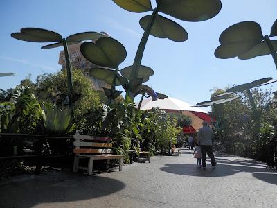 Parc Disney California Adventure à Anaheim A Bug's Land