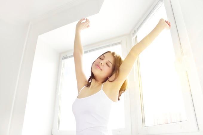 7 Tips Agar Segar Dan Tidak Loyo Setelah Tidur