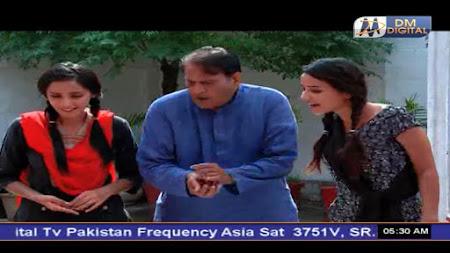 Frekuensi siaran DM Digital di satelit AsiaSat 7 Terbaru