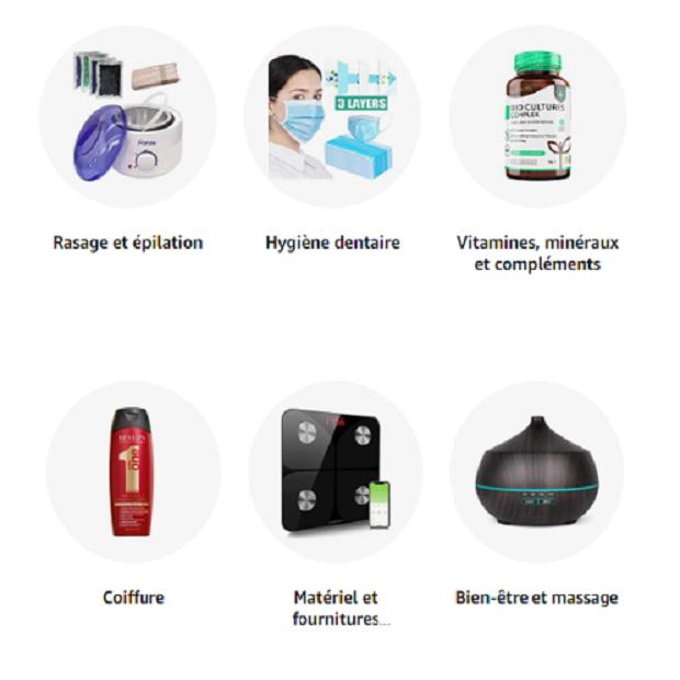 HYGIÈNE ET SANTÉ : Amazon.fr - Achat en ligne dans un vaste choix sur la boutique Hygiène et Santé.