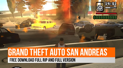 [PC DOWNLOAD] Grand Theft Auto: San Andreas (GTA SA)
