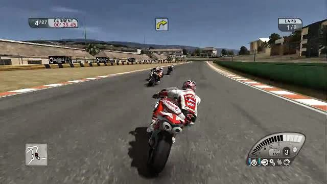 SBK 09 Superbike PC Games Gameplay